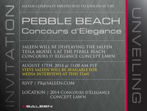 Saleen-Tesla-PebbleBeach