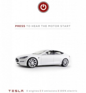 Tesla Advertising by the Miami Ad School