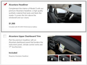 New Headliner Options