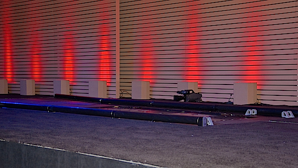 Tesla battery swap platform