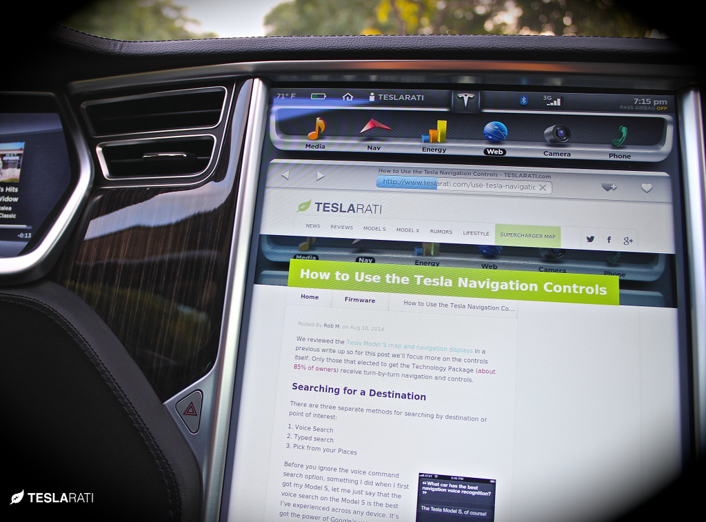Tesla-Browser-Optimized-Loading