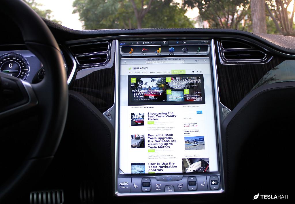 Tesla-Browser-Optimized