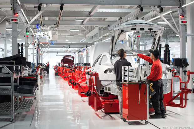 Tesla Motors Factory