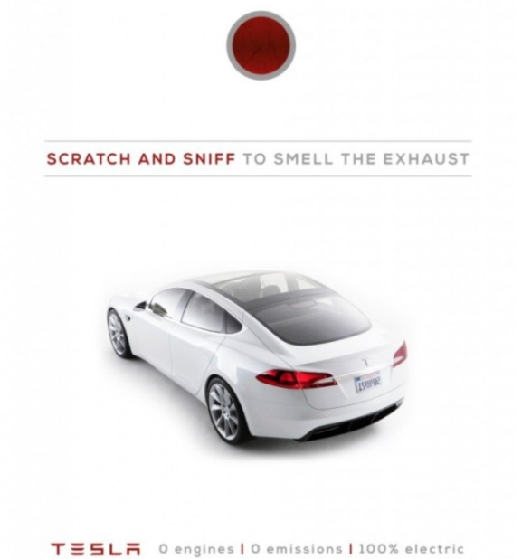 Tesla Advertising by Miami Ad School