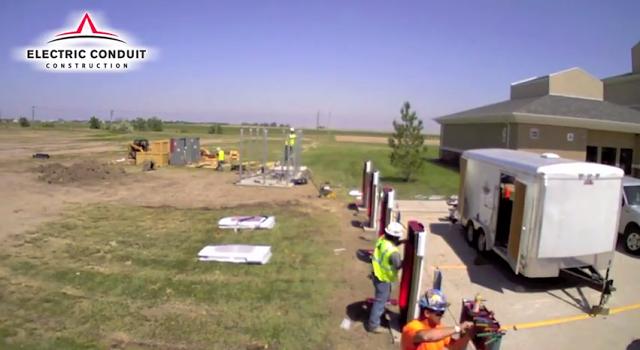 Tesla-Supercharger-stations