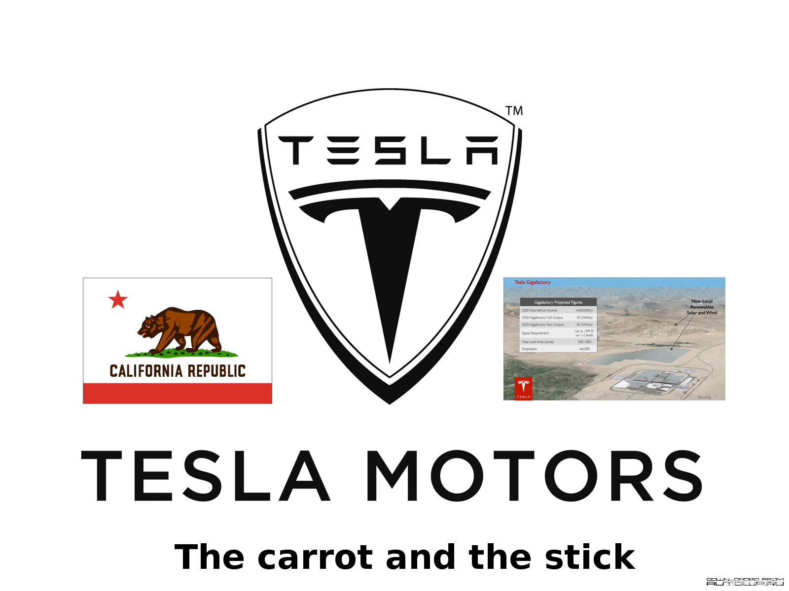 Tesla environmental policy