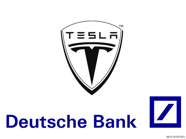 deutsche bank tesla upgrade