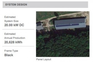 SolarCity Barn Design
