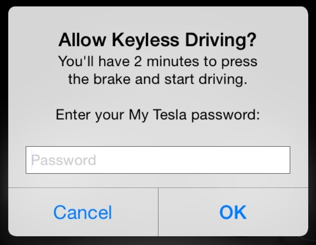 Keyless password