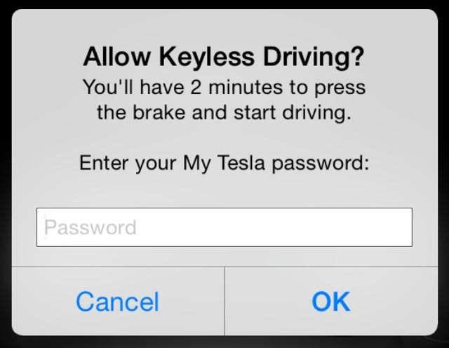 Keyless password