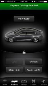 Tesla Keyless Driving (Firmware 6.0)