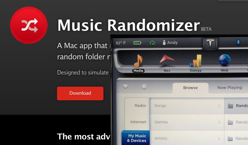 Music-Randomizer