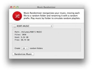 Music Randomizer