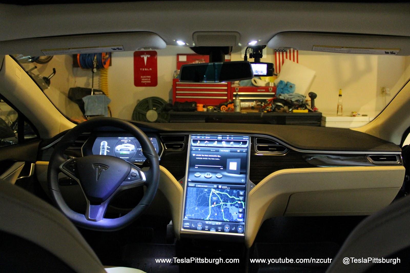 Diy Tesla Dash Cam Installation