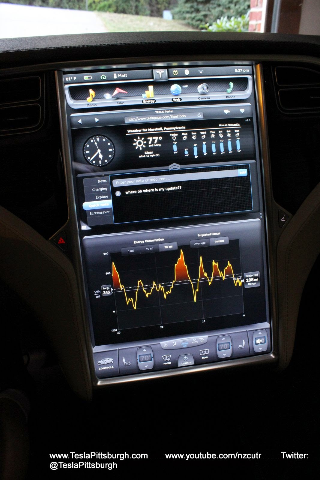Tesla-Firmware6-3