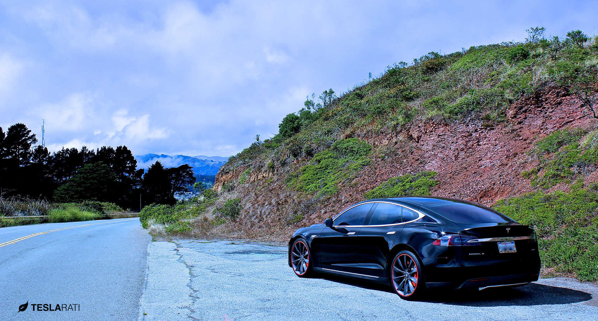 Tesla-Model-S-San-Francisco-Peaks