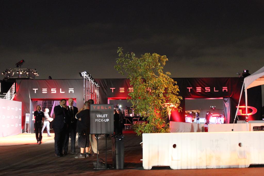 Tesla D Event