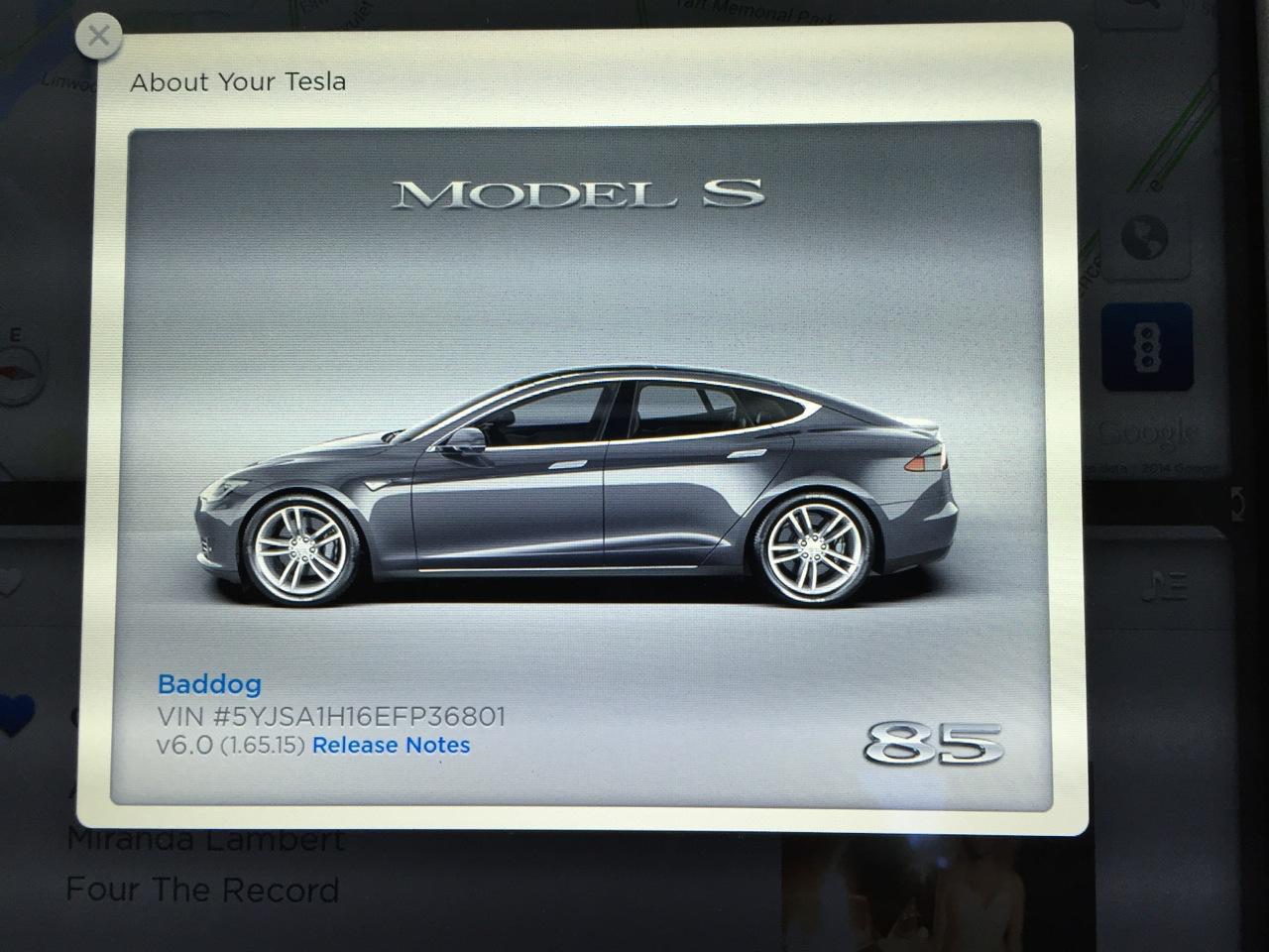 Vehicle Vin Number >> How To Decode Your Tesla Model S Vin