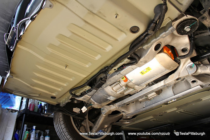 Model-S-Electric-Motor-Under