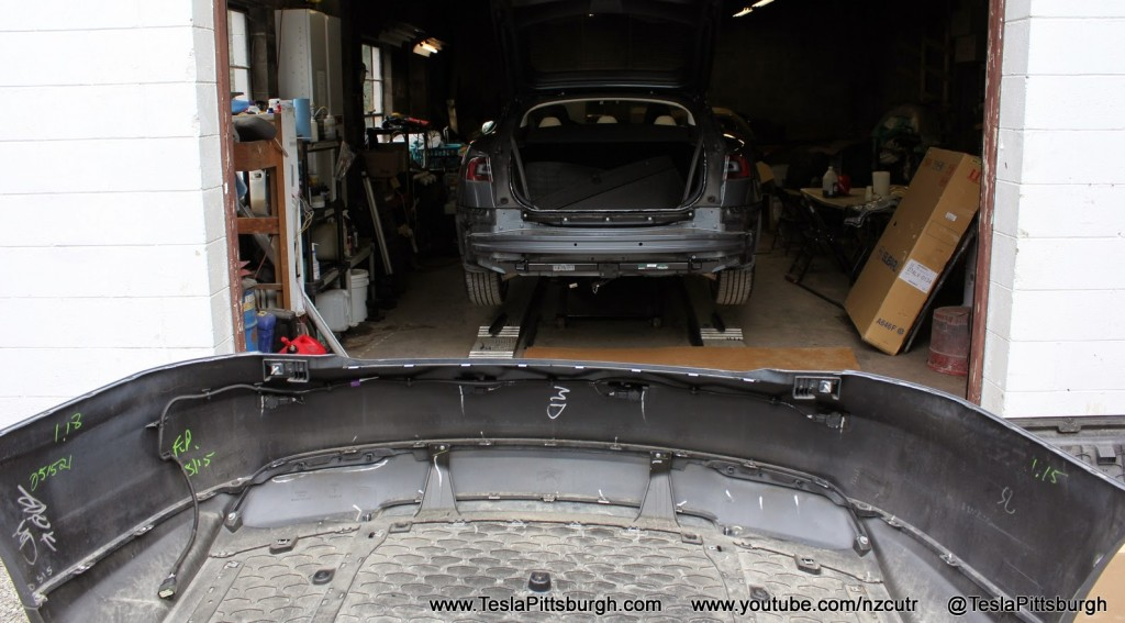 Model-S-Rear-Bumper-Removed