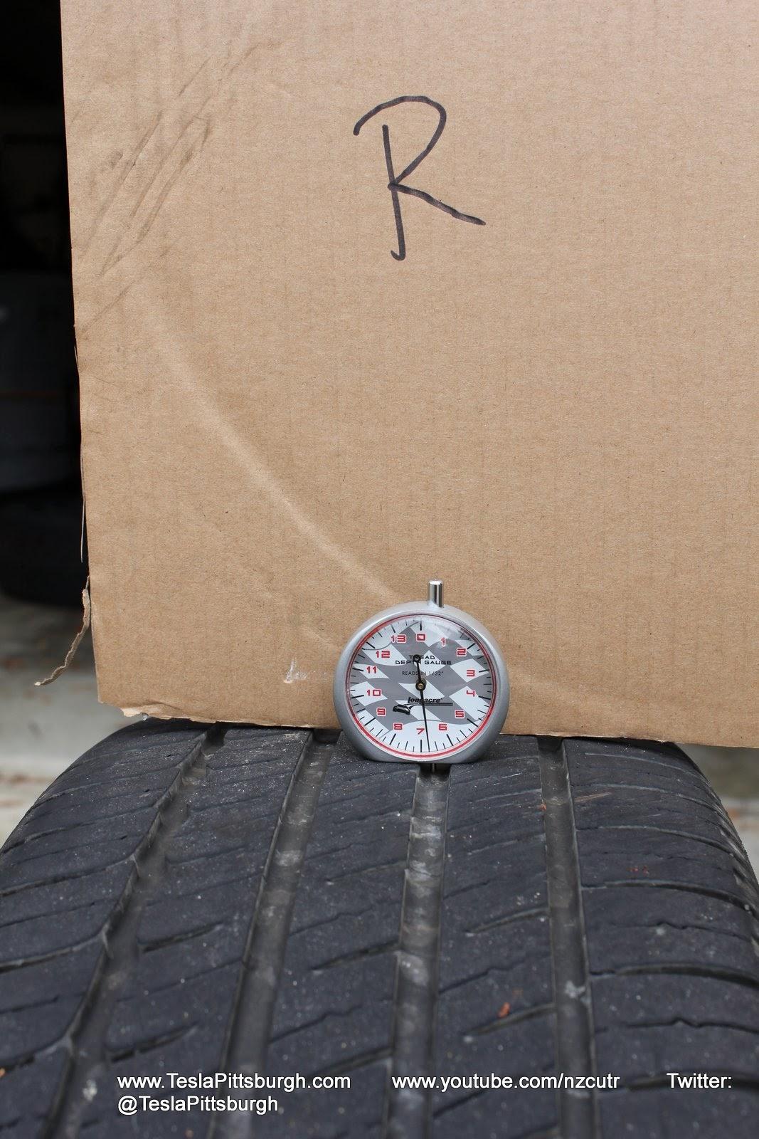 tesla winter wheel swap  tpms reset