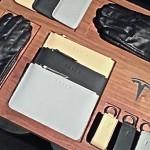 Tesla Branded Lifestyle Goods (iPhone Cover, Keyfob, gloves)