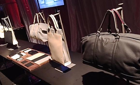 Tesla Branded Lifestyle Goods (Leather Handbag and Totes)