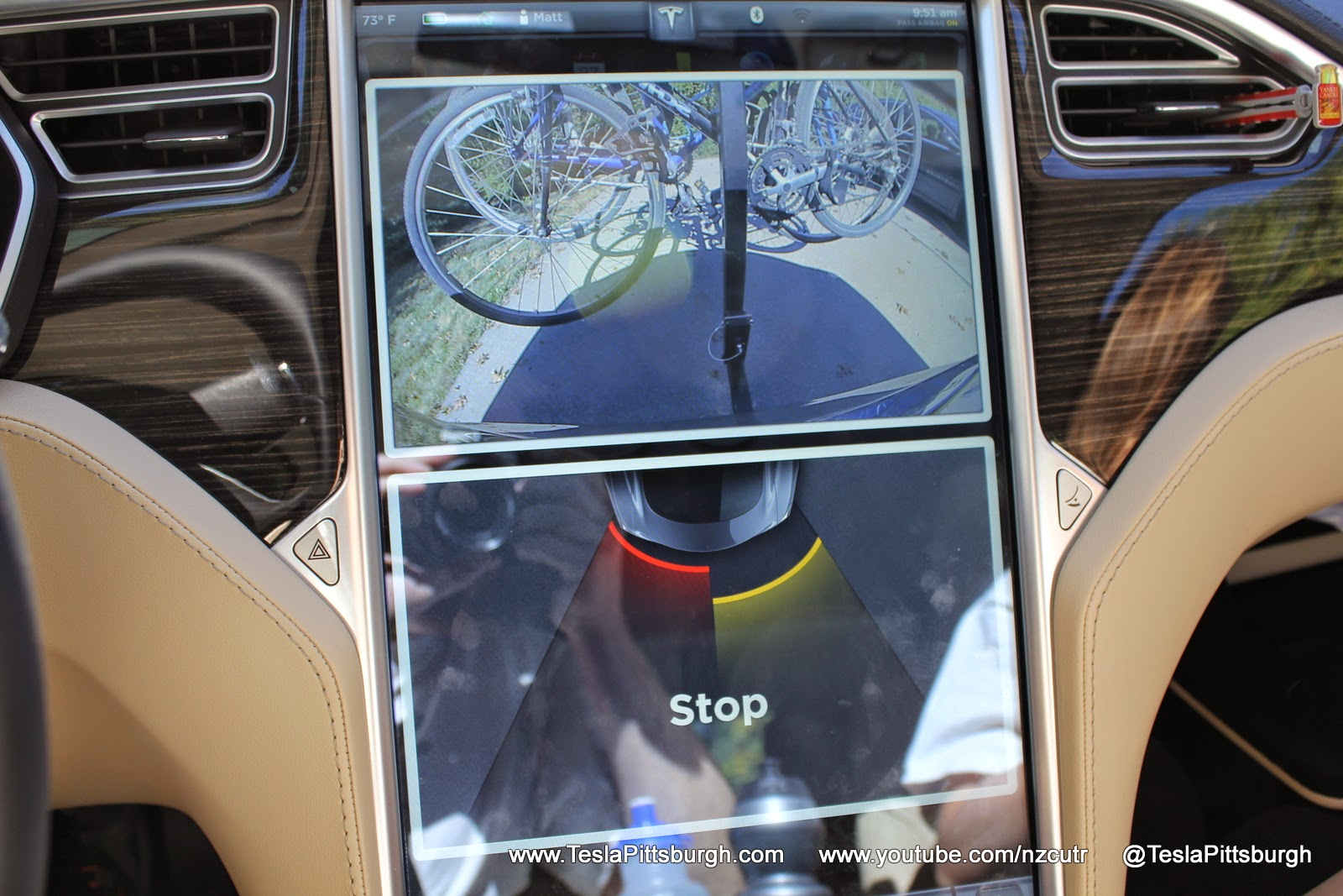 Tesla Model S Parking Sensors 2 torklift central's ecohitch for the tesla model s review wire harness testing at gsmx.co