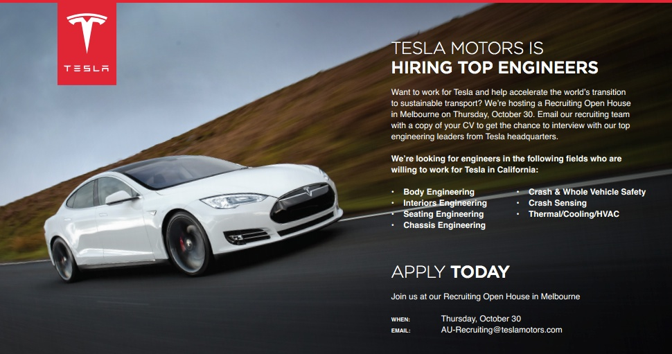 Tesla-Motors-Recruiting-Australia