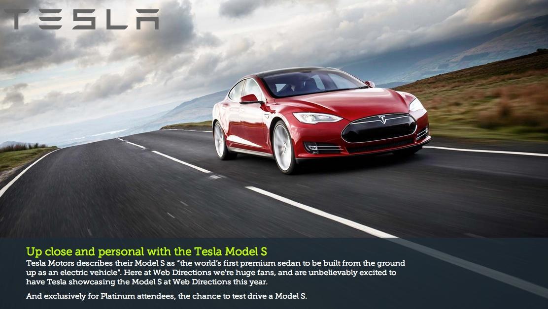 Tesla Campaigns Australia S Techie Community