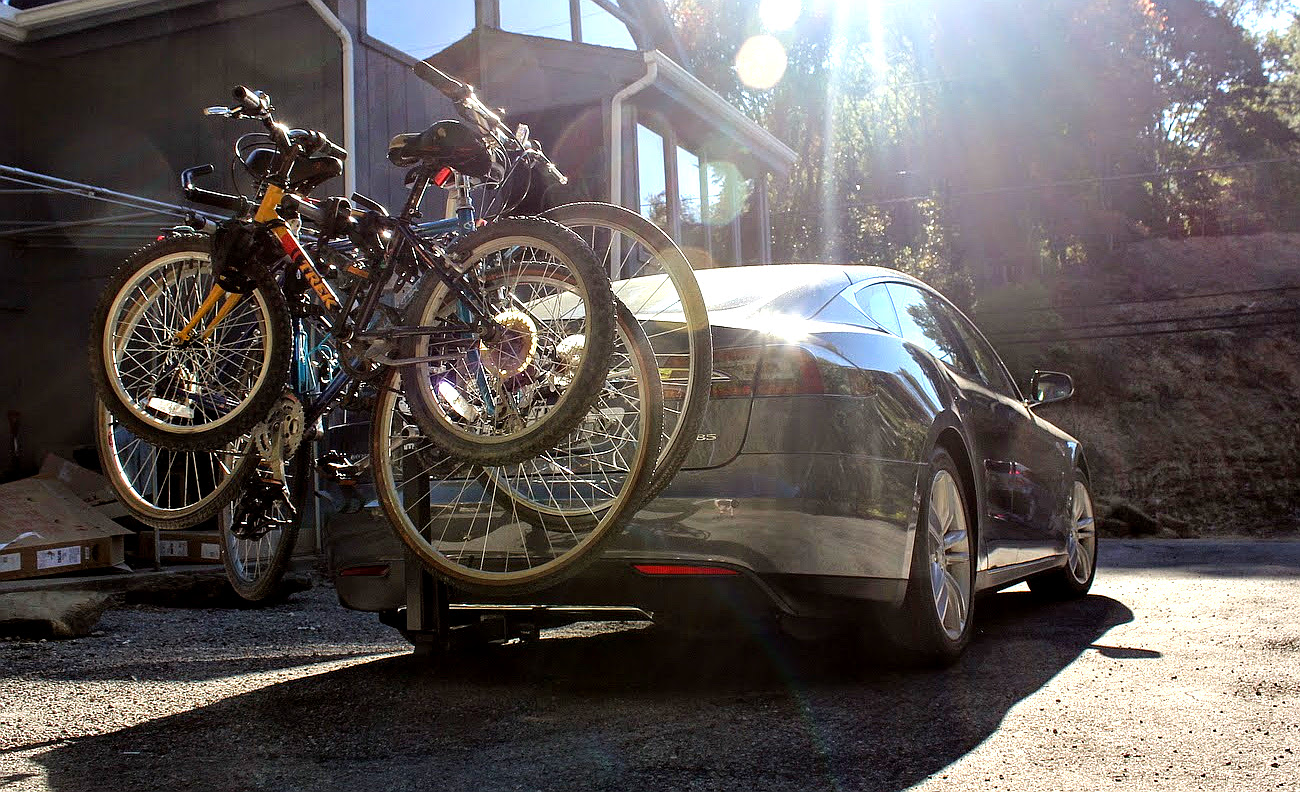 Tesla Model S Hitch By Torklift 3 Year Update Eaten Alive