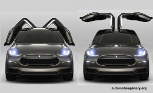 A great gull-wing design is at the heart of the Model X, but manufacturing large numbers of the electric crossover efficiently may be the issue.