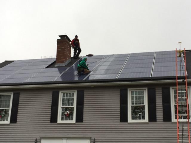 Solarcity Solar Panels >> Installing Solar Panels Through Solarcity