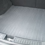 Lloyd Rubbertite Mats for Model S Trunk