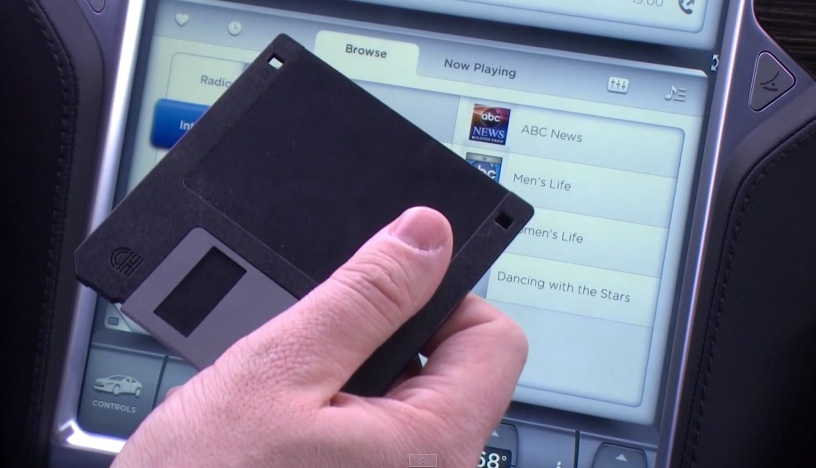 Tesla-Model-S-USB-Drive-Floppy
