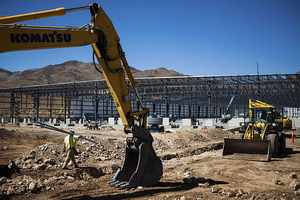 Lithium Mining Is A Hot Topic In Nevada Thanks To Tesla