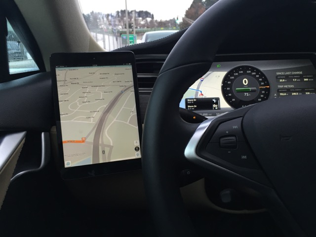 Steelie Review Ipad Car Mount For Your Tesla Model S