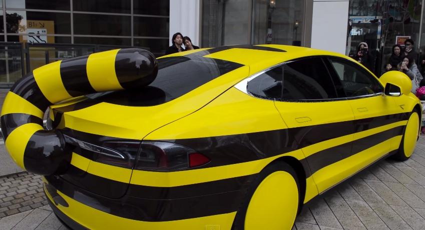 Japanese-Tiger-Striped-Tesla-Model-S