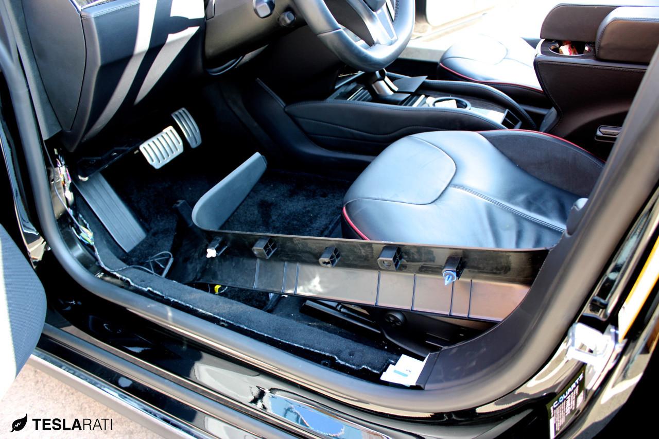 Tesla Model S Blackvue Hd Dashcam Installation Guide Wire Harness Wifi 4