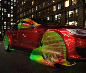 Tesla-Model-S-Aerodynamic-Drag-Wheels