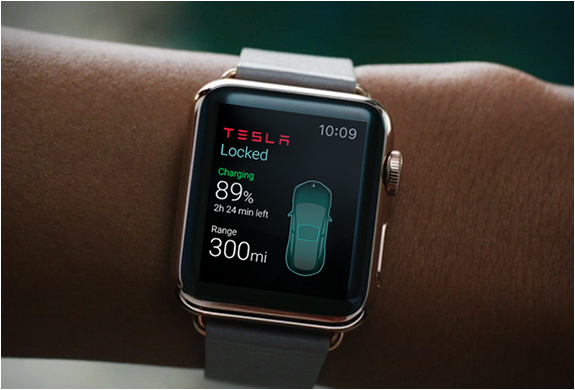 tesla-apple-watch-app