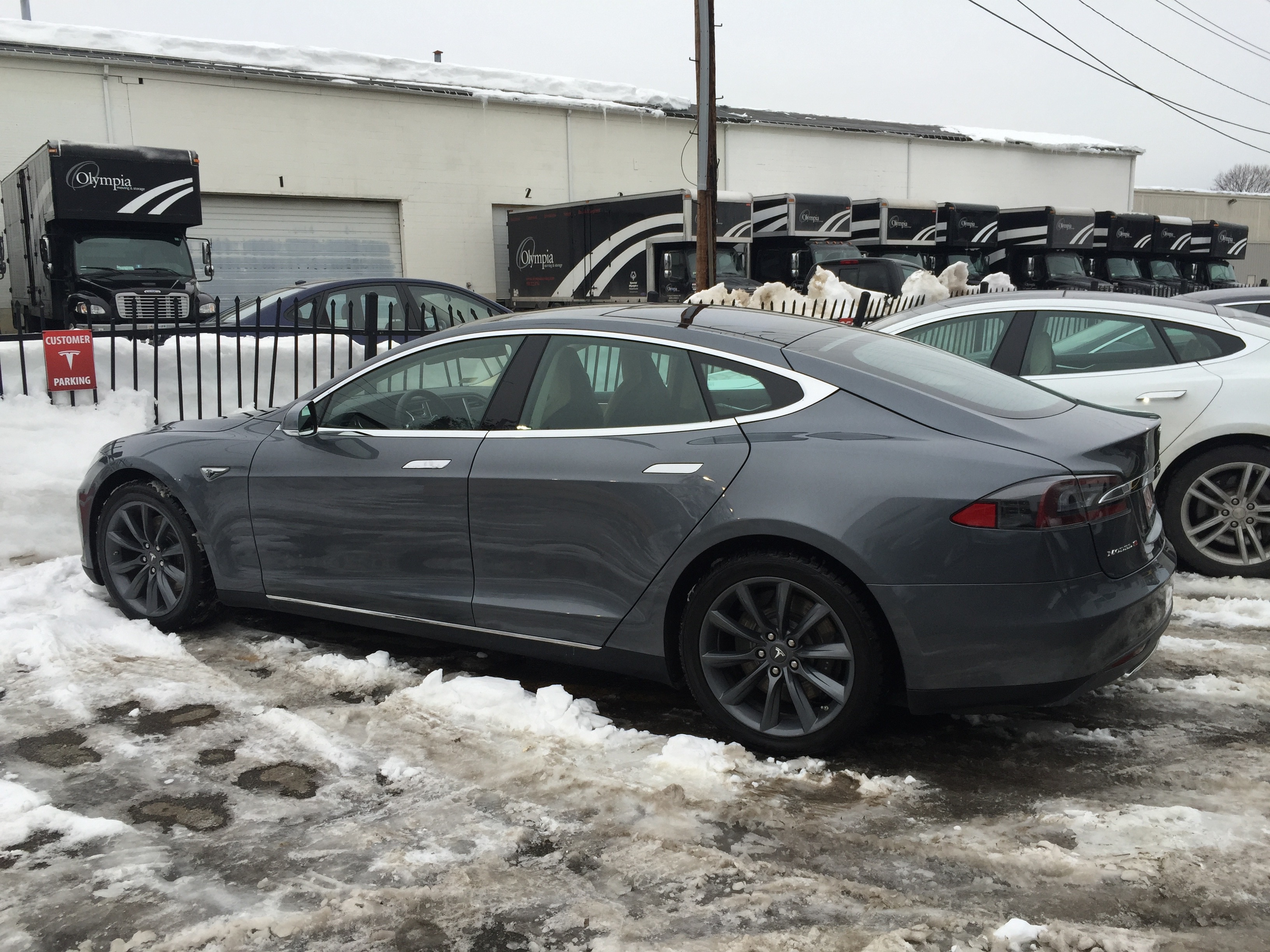 What Goes Into a Tesla Model S Annual Service?
