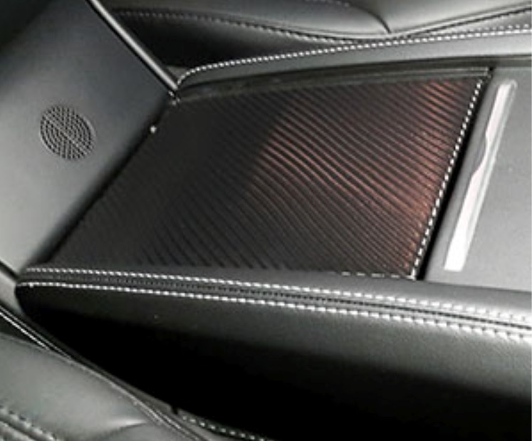 How To Carbon Fiber Wrap The Model S Center Console