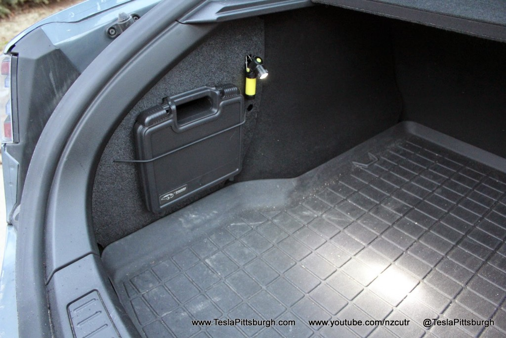 EVannex Model S Adaptable Storage Kit