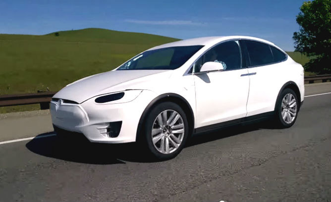 Tesla Model X deliveries are on track to begin in September according to the company's latest filing with the SEC
