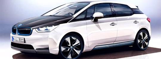 New BMW i5 may be a plug in hybrid sedan