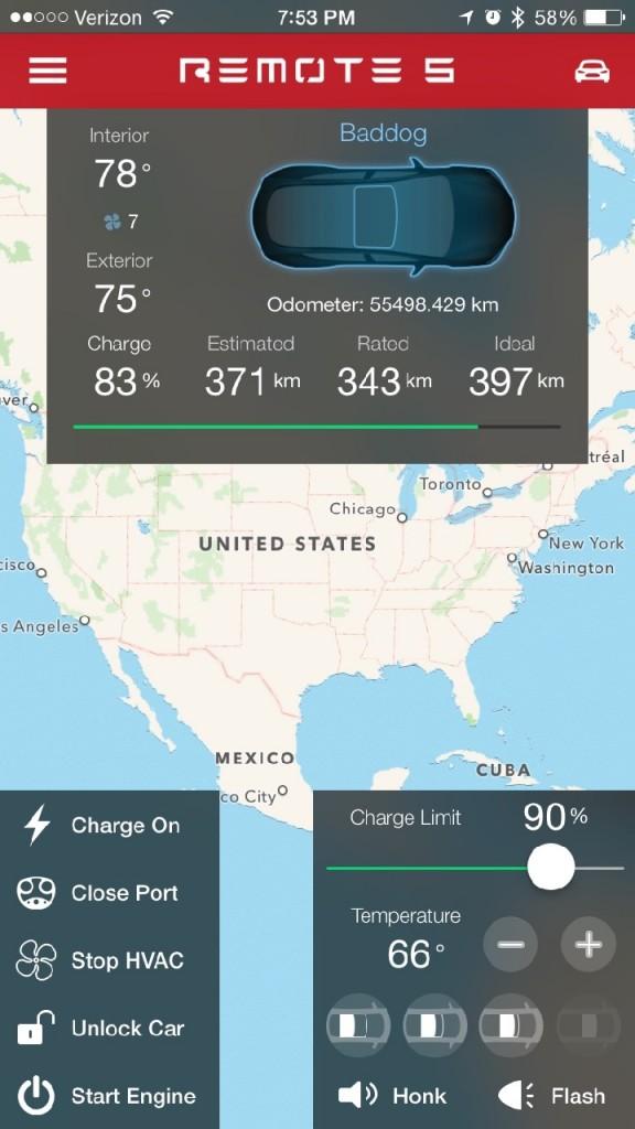 Remote S iOS App