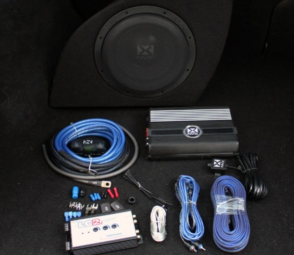 Tesla Model S Custom >> Review: NVX Custom Tesla Model S Subwoofer System