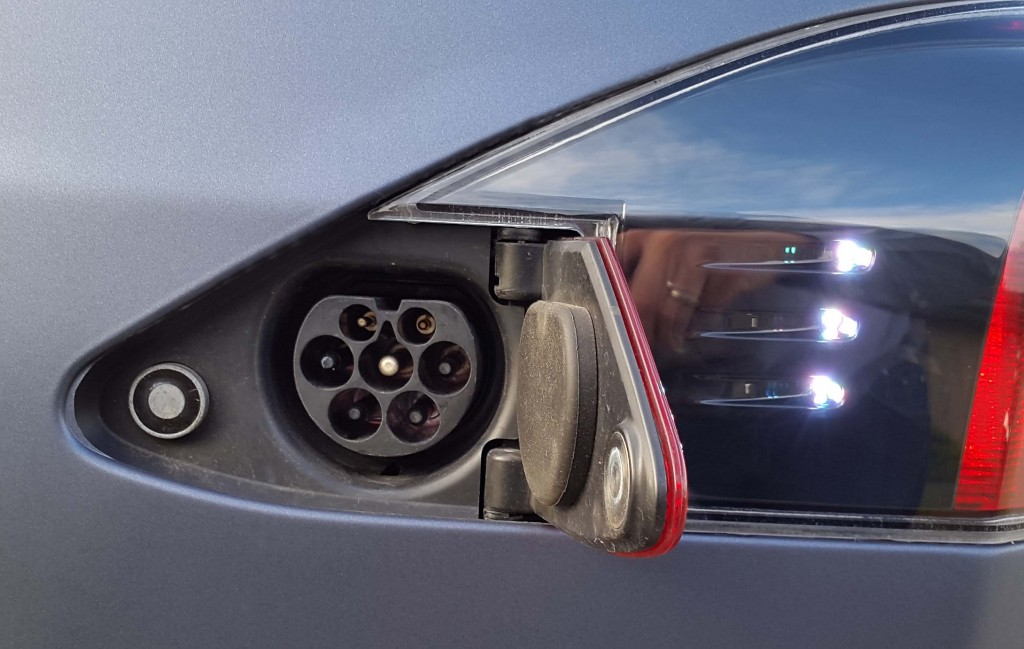Type 2 charging cables required for European-based Tesla Model S