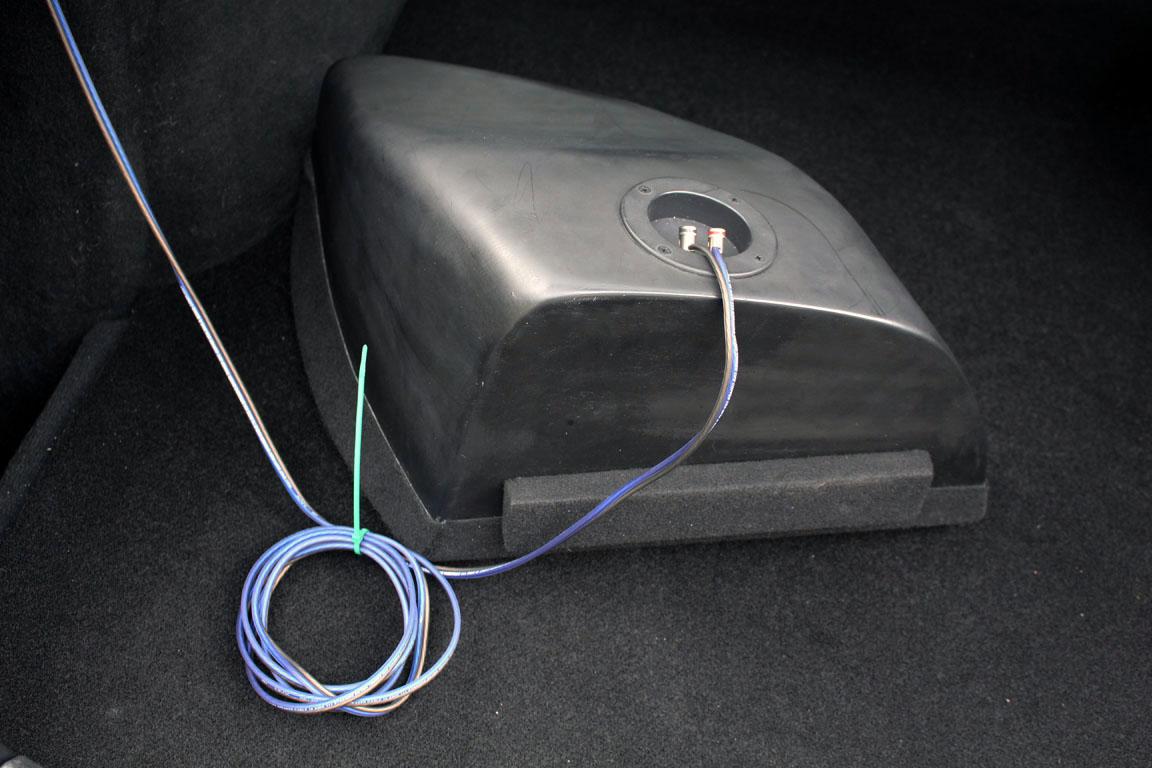 Review: NVX Custom Tesla Model S Subwoofer System